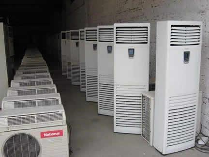 大量空调回收